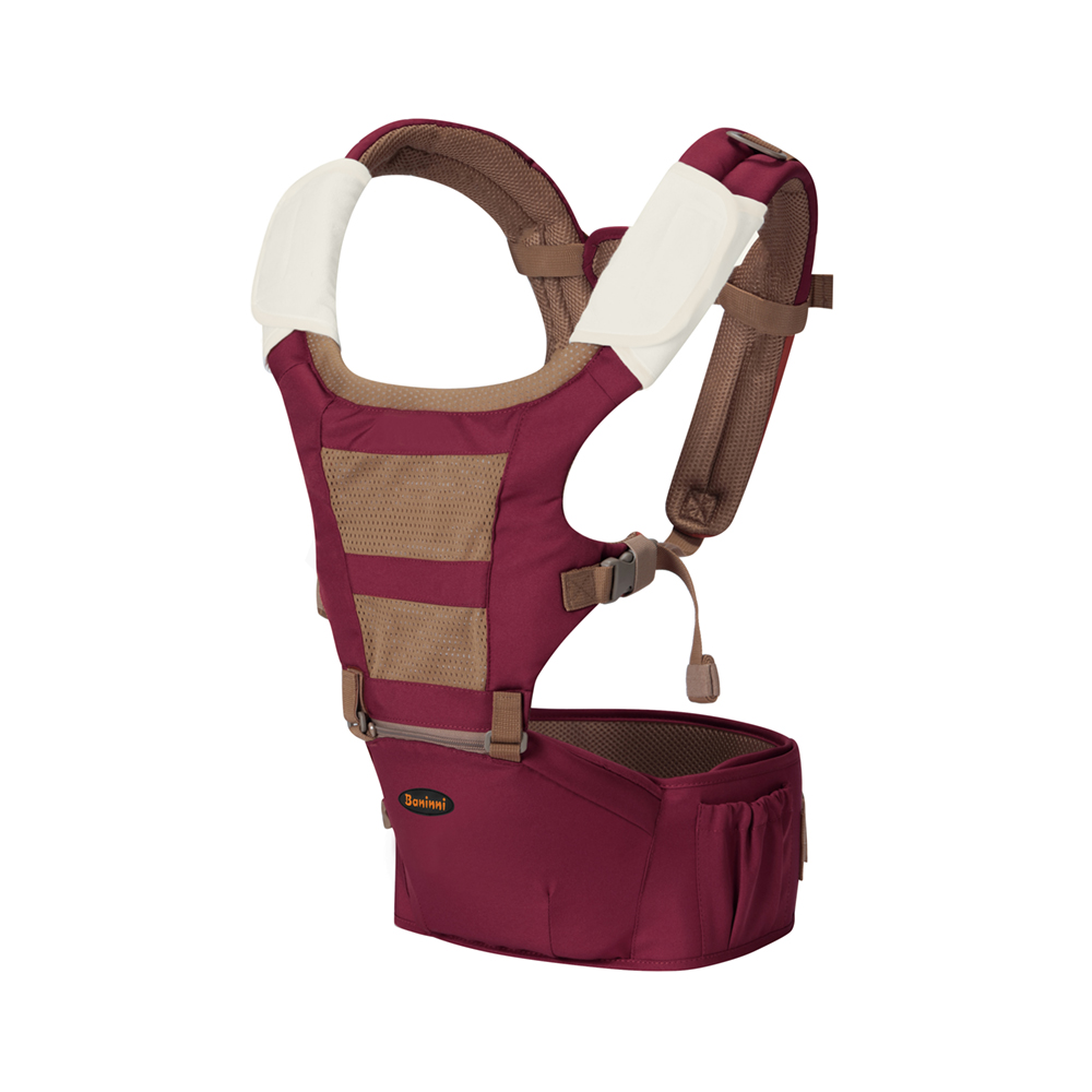 Baby Carrier Porta 3 Carrying Positions