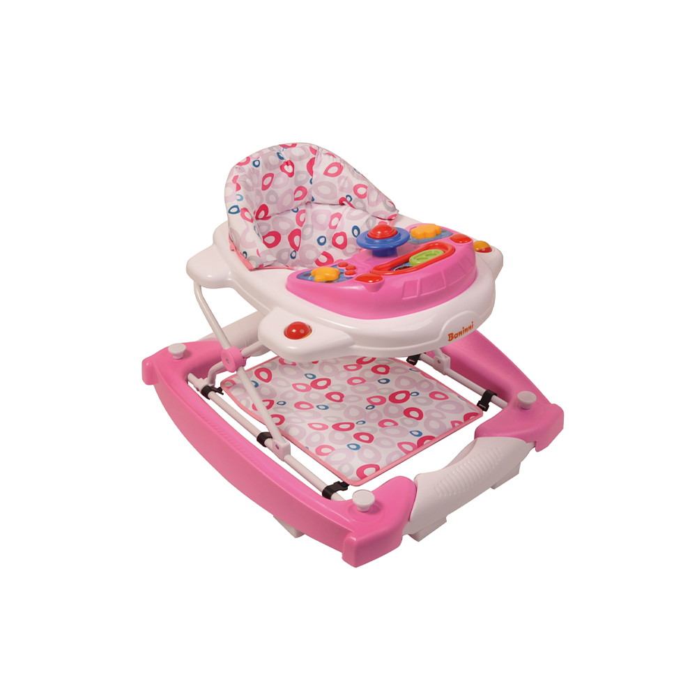 Babywalker Classic 2 in 1 Candy Pink