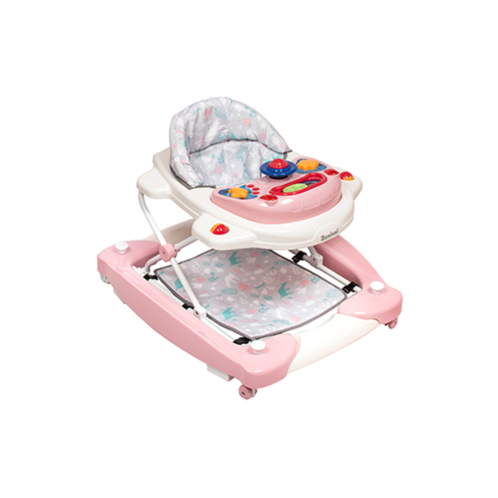 Babywalker Classic 2 in 1 Fall Pink