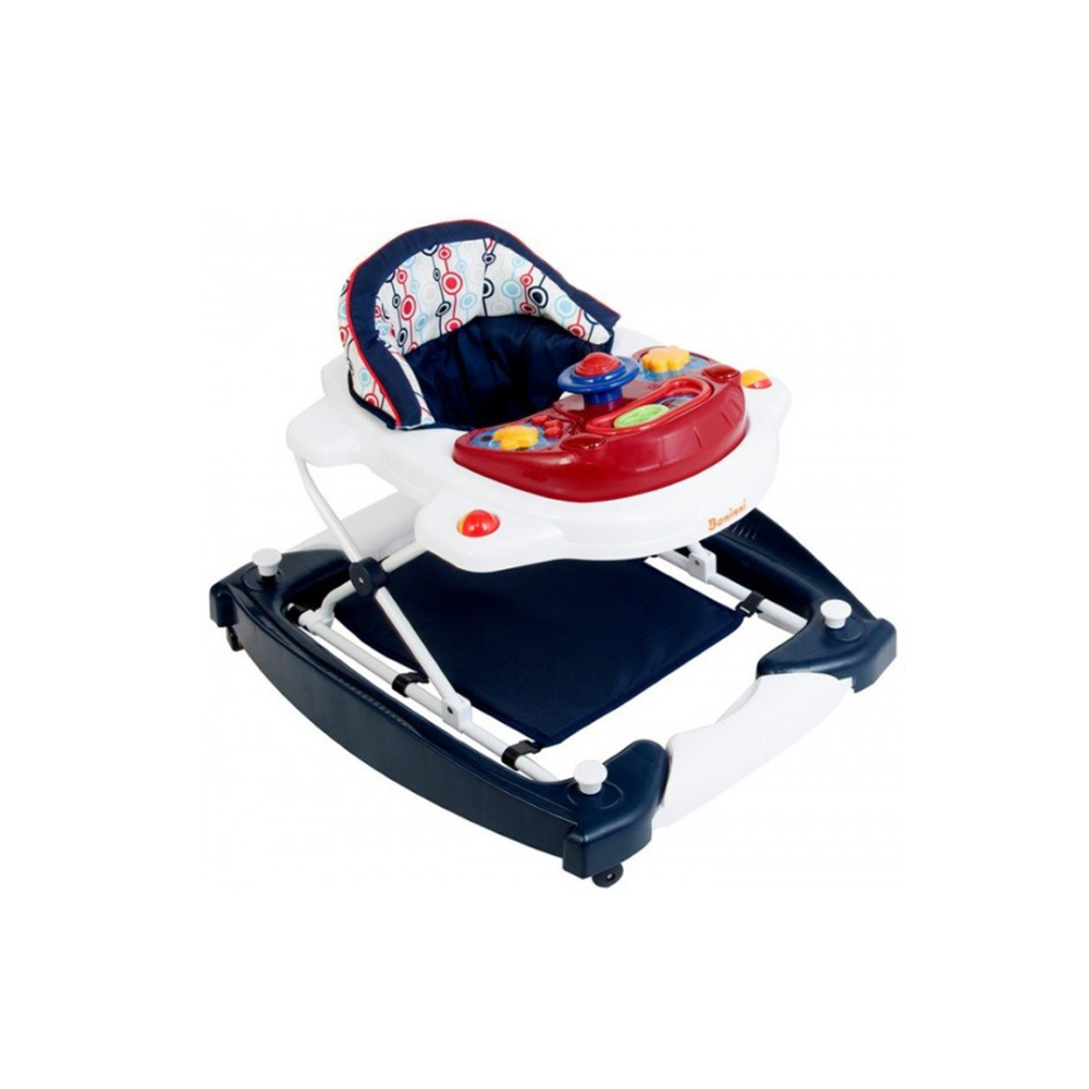 Babywalker Classic 2 in 1 Retro Red