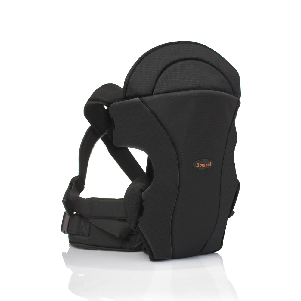 Baby Carrier Sacco Black