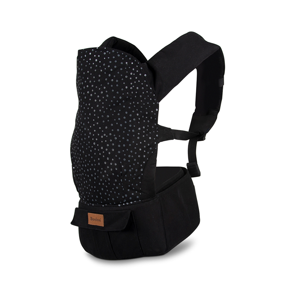 Baby Carrier Mundo Black