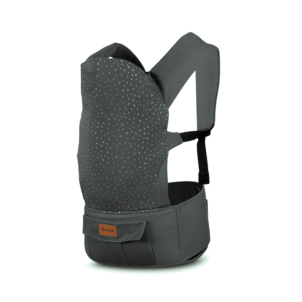 Baby Carrier Mundo Dark Gray