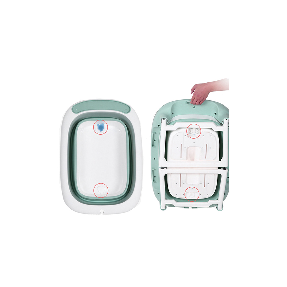 Baby bath Bagno Take with you