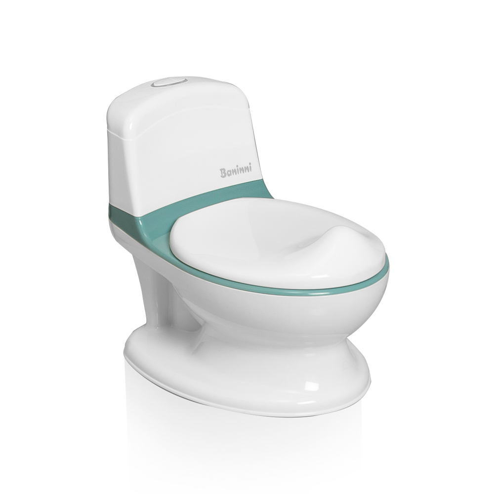 Toilet potty Pippe Green