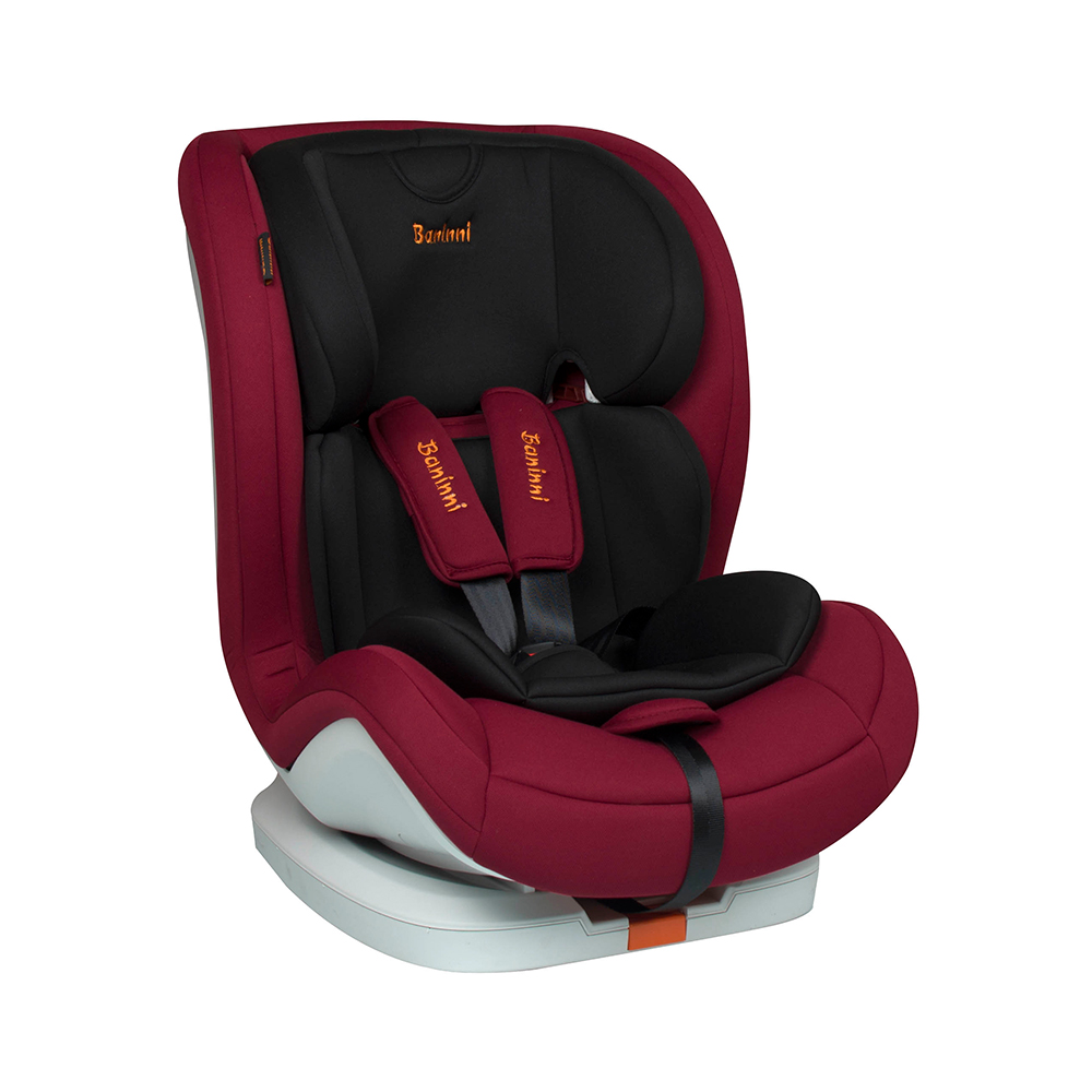 Car seat Fiero Red
