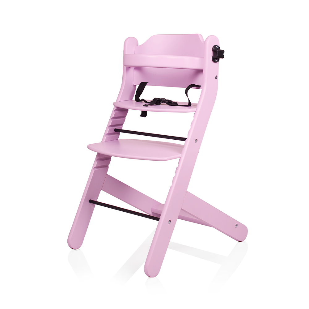 High chairs Dolce mio Pink