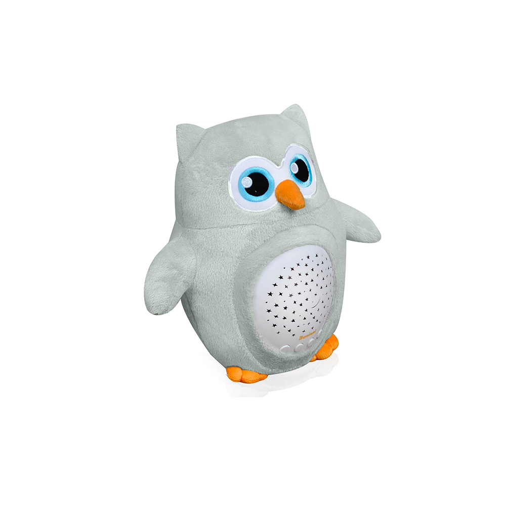 Projector lamps owl Gray