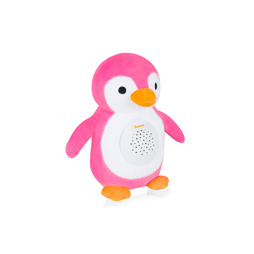 Projector lamp penguin Pink