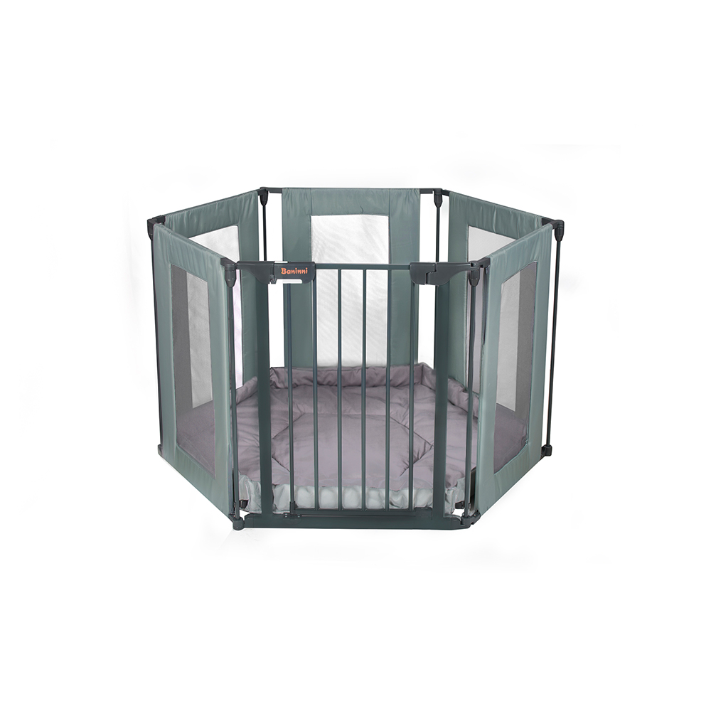 Safety gate Renzo 4in1