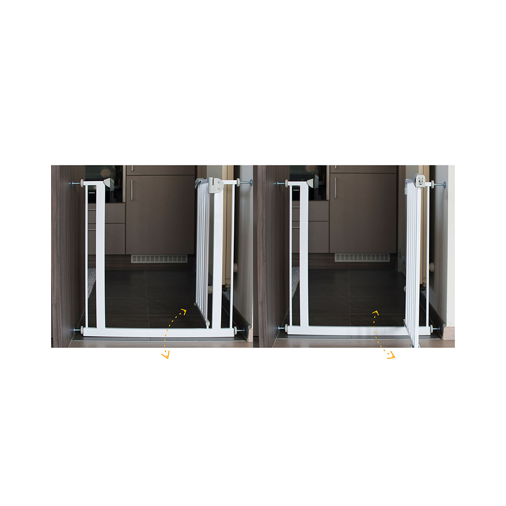 Safety Gate Vicino Two way 90° opening and lock