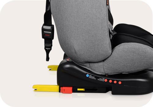 car seat guide isofix